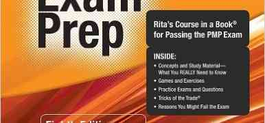 PMP Book - Rita Mulcahy's PMP Exam Prep Review