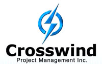 logo for crosswind pmp training