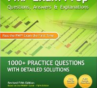 PMP Book - PMP Exam Prep Questions by Christopher Scordo