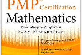 PMP Book - McGraw-Hill's PMP Certification Mathematics with CD-ROM