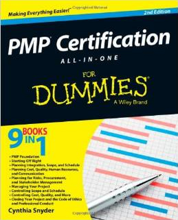 PMP Certification for Dummies