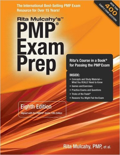 Rita's pmp book
