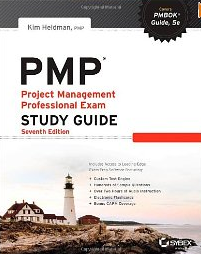 PMP book by Kim Heldman